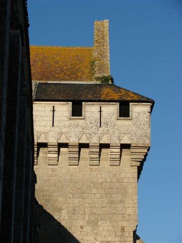 Les fortifications érigées pendant la guerre de cent ans